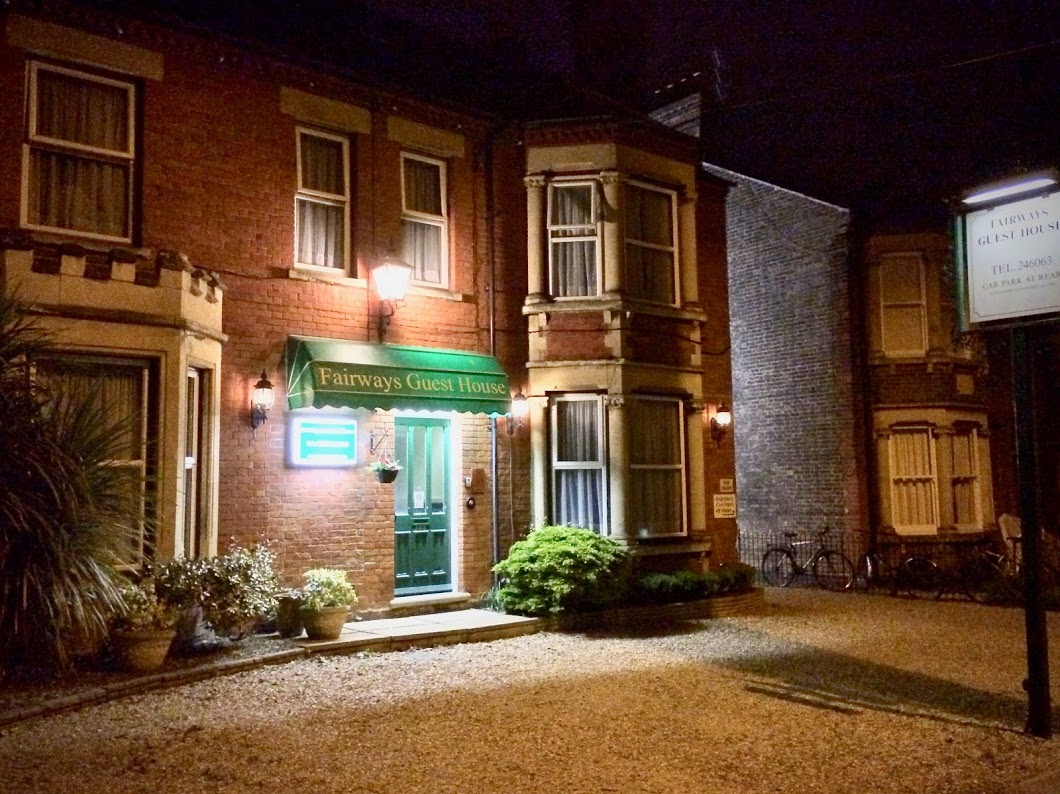 Cambridge Bed & Breakfast - Fairways Guest House